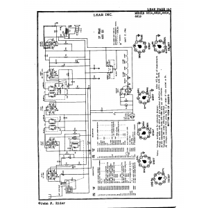 Lear, Inc. 6616