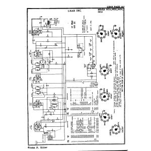 Lear, Inc. 6619