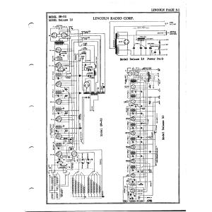 Lincoln Radio Corp. SW-32