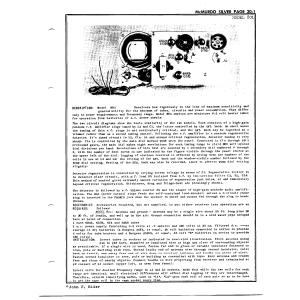 McMurdo Silver, Inc. 801