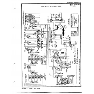 Midwest Radio Corp. 12-38 AC
