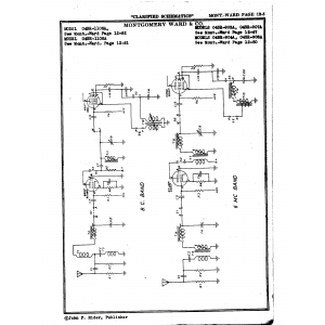 Montgomery Ward & Co. 04BR-1105A