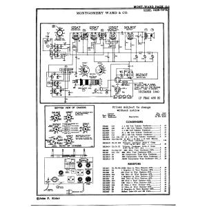 Montgomery Ward & Co. 04BR-397A