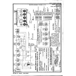 Montgomery Ward & Co. 04BR-512A