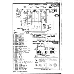 Montgomery Ward & Co. 04BR-609A