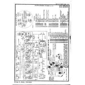Montgomery Ward & Co. 04BR-678C