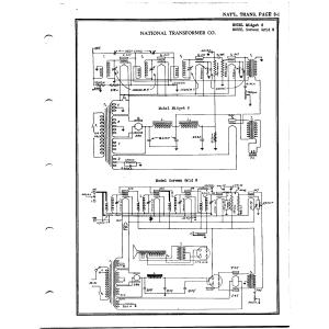 National Transformer Co. Screen Grid 8