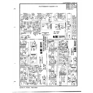 Patterson Radio Co. 127A