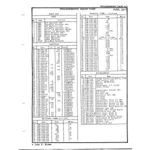 Philharmonic Radio Corp. 448C