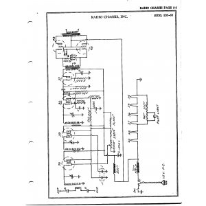 Radio Chassis, Inc. SDC-36