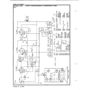 Radio Development & Research Corp. 508