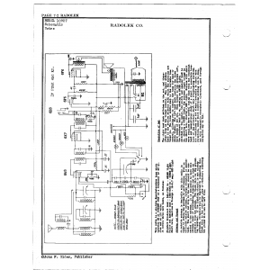 Radolek Co. 10927