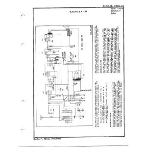 Radolek Co. 10928