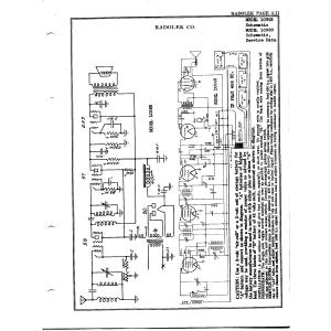 Radolek Co. 10953