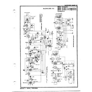 Radolek Co. 15-Watt