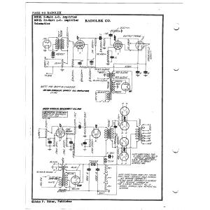 Radolek Co. 30-Watt