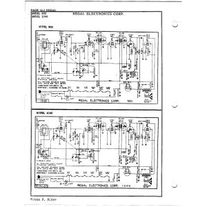 Regal Electronics Corp. 1049