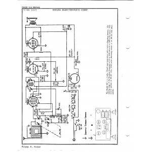 Regal Electronics Corp. 1107