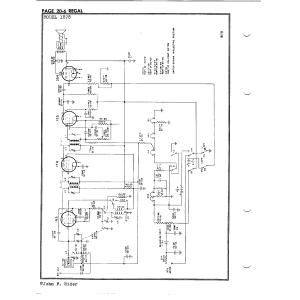 Regal Electronics Corp. 1878