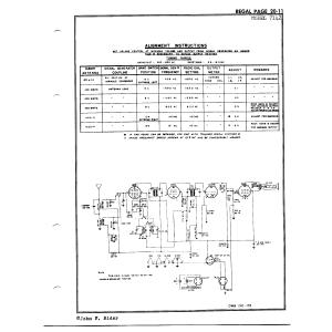 Regal Electronics Corp. 7142