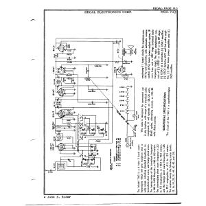 Regal Electronics Corp. 7163