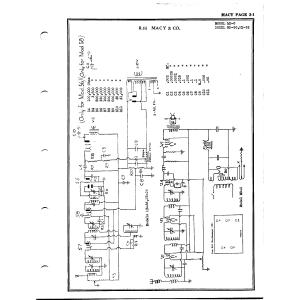R.H. Macy & Co. MB-5