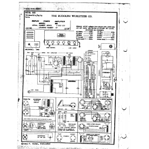 Rudolph Wurlitzer Co. 550