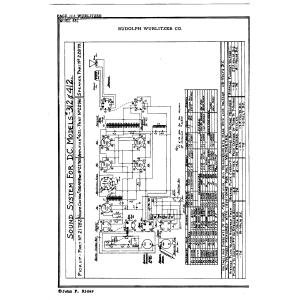 Rudolph Wurlitzer Co. 651