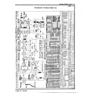 Rudolph Wurlitzer Co. 671