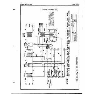 Samson Electric Co. Pam-11