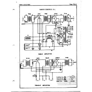 Samson Electric Co. Pam-5-D