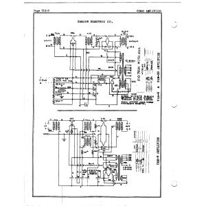 Samson Electric Co. Pam-8