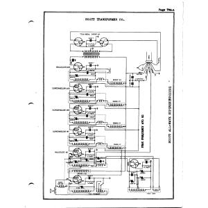 Scott Transformer Co. Super