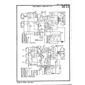 Setchell Carlson, Inc. PA-25