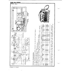 Signal Electronics, Inc. 341A
