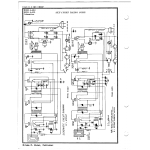 Sky-Chief Radio Corp. A-221