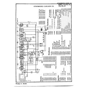 Stromberg Carlson Co. 1101-HW
