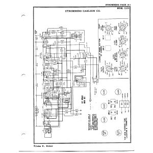 Stromberg Carlson Co. 1105