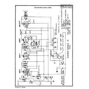 Tele-tone Radio Corp. 101