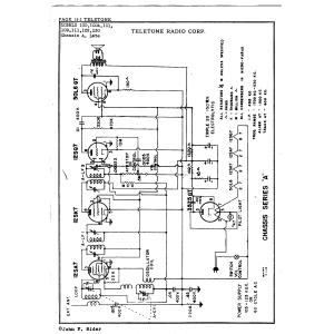 Tele-tone Radio Corp. 109