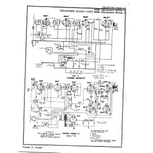 Tele-tone Radio Corp. 115