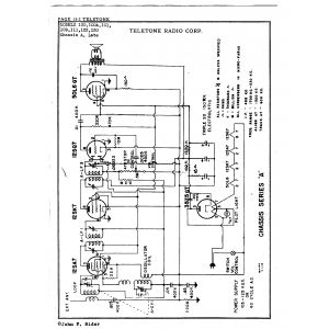 Tele-tone Radio Corp. 122