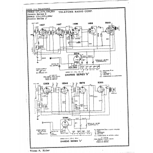 Tele-tone Radio Corp. 122J
