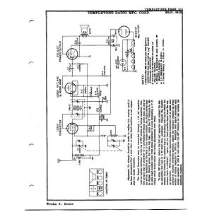 Temple Corporation G418