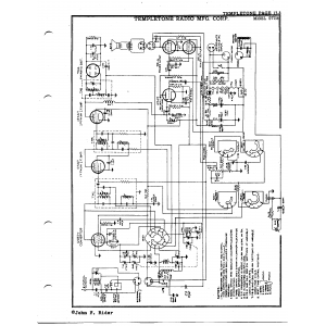 Temple Corporation G725