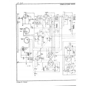 Temple Corporation G-1430