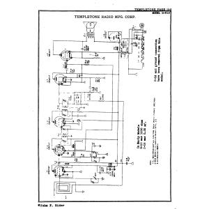 Temple Corporation G-619