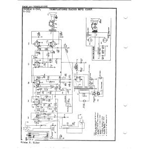 Temple Corporation G-722
