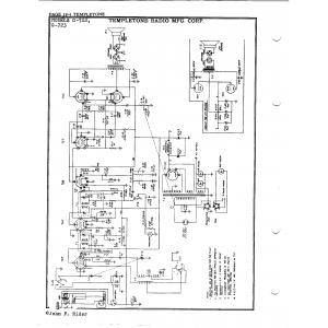 Temple Corporation G-723