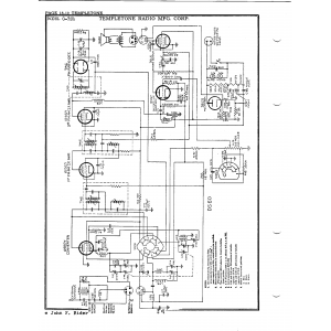 Temple Corporation G-724